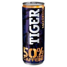 Max Energy Drink Gazowany napój energetyzujący