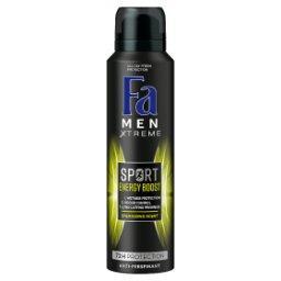 Men Sport Energy Boost Antyperspirant