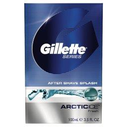 Series After Shave Arctic Ice Splash płyn po goleniu 100 ml