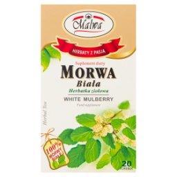 Suplement diety herbatka ziołowa morwa biała  (20 x ...