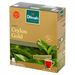 Finest Ceylon Gold Klasyczna czarna herbata  (100 x ...