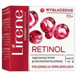 Retinolowe Odżywienie 70+ Naprawczy krem przeciwzmar...