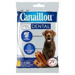 Pro Dental Paluszki z drobiem Uzupełniająca karma dla dorosłych psów