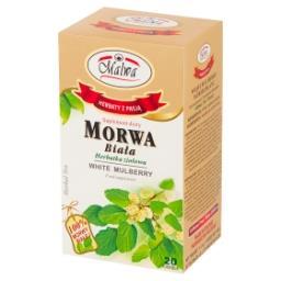 Morwa biała Suplement diety Herbatka ziołowa 40 g (20 torebek)