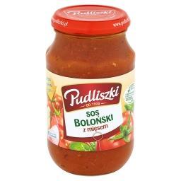 Sos boloński z mięsem