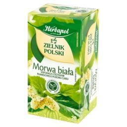 Zielnik Polski Suplement diety herbatka ziołowa morw...