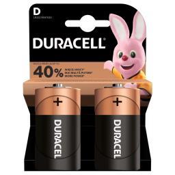 Baterie alkaliczne duracell typ D