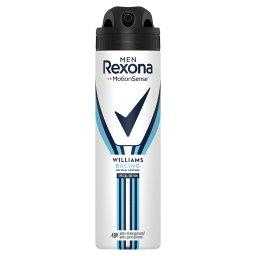 Men Williams Racing Antyperspirant w aerozolu