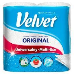 Czysta Biel Ręcznik papierowy 2 rolki