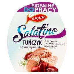 Salatino Tuńczyk po meksykańsku