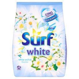 White White Orchid & Jasmine Proszek do prania 2,8 kg (40 prań)