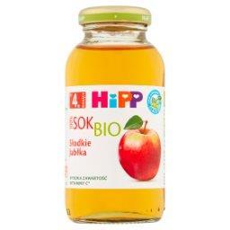 BIO Słodkie jabłka Sok Bio 100% po 4. miesiącu