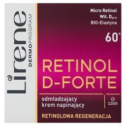 Retinol D-Forte 60+ Odmładzający krem napinający na dzień