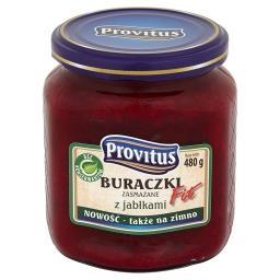 Fit Buraczki zasmażane z jabłkami