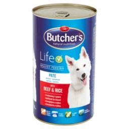 Life Karma dla dorosłych psów pasztet z wołowiną i ryżem