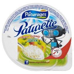 Paturette Deser ryżowy z kawałkami jabłek
