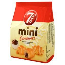 Mini Croissant z nadzieniem kakaowym