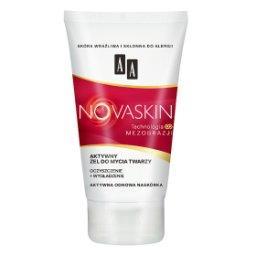 Novaskin żel do mycia twarzy oczyszczenie + wygładze...