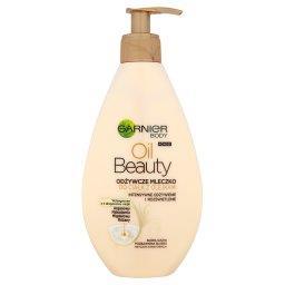 Body Oil Beauty Odżywcze mleczko do ciała z olejkami