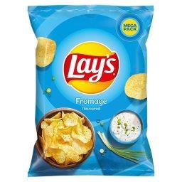 Chipsy ziemniaczane o smaku śmietankowego serka z ziołami