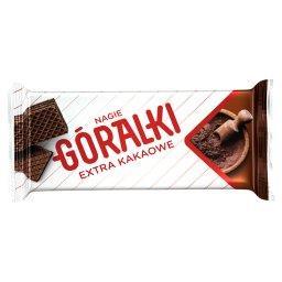 Extra kakaowe Ciemny wafelek z kremowym nadzieniem k...