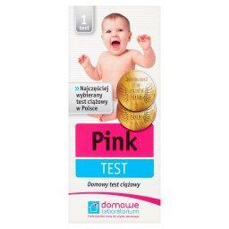 Pink Test Domowy test ciążowy