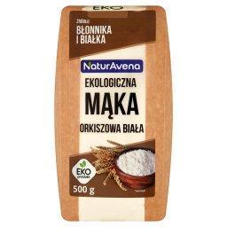 Ekologiczna mąka orkiszowa biała