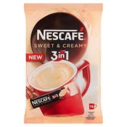 3in1 Sweet & Creamy Rozpuszczalny napój kawowy 170 g
