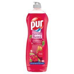 Sekrety Świata Raspberry & Red Currant Płyn do mycia naczyń