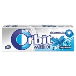 White Freshmint Guma do żucia bez cukru  (10 drażetek)