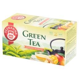 Herbata zielona z imbirem o smaku mango i cytryny 35 g