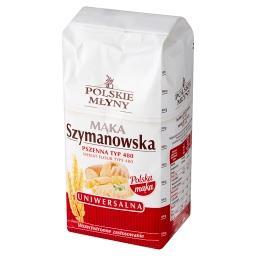 Mąka Szymanowska pszenna uniwersalna typ 480