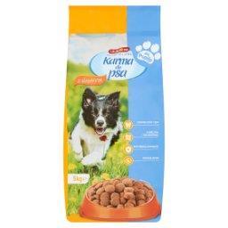 Pełnoporcjowa karma dla psa z drobiem