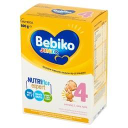 Junior 4 Mleko modyfikowane dla dzieci powyżej 2. roku życia 800 g