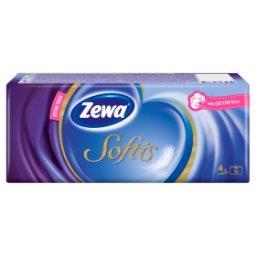 Softis Chusteczki higieniczne 10 paczek po 10 sztuk