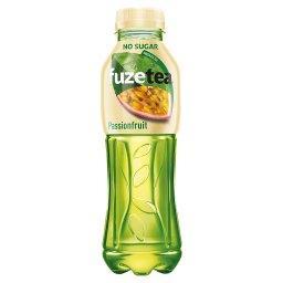 Napój z ekstraktem z zielonej herbaty o smaku marakui