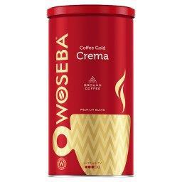 Coffee Gold Crema Kawa palona mielona