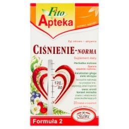 Suplement diety herbatka ziołowa ciśnienie-norma  (2...