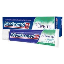 3DWhite Fresh Extreme Mint Kiss Pasta do zębów 100 m...
