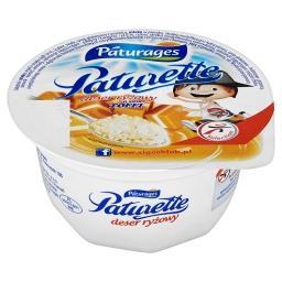 Paturette Deser ryżowy o smaku toffi