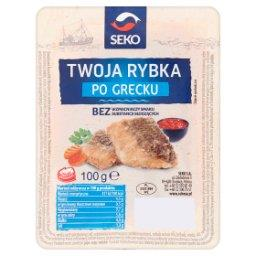 Twoja rybka po grecku