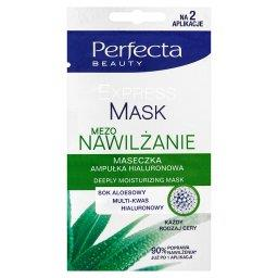 Beauty Experss Mask Mezo nawilżanie Maseczka ampułka hialuronowa