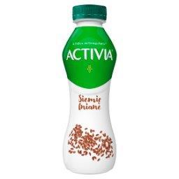 Activia Jogurt siemię lniane