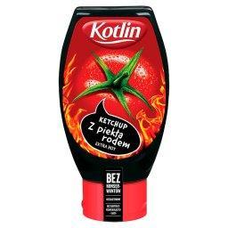 Ketchup z piekła rodem