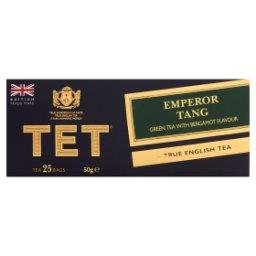 Emperor Tang Herbata zielona 50 g (25 torebek)