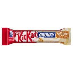 Chunky Paluszek waflowy w białej czekoladzie