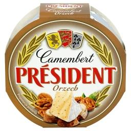 Camembert Orzech Ser