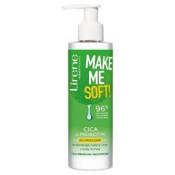 Make Me Soft! Żel micelarny cica & probiotyk