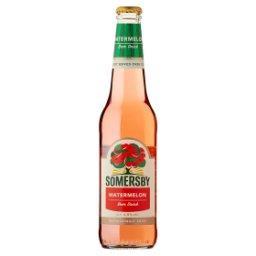 Napój piwny o smaku arbuzowym