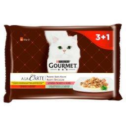 A la Carte Karma dla kotów kolekcja przepisów szefa kuchni 340 g